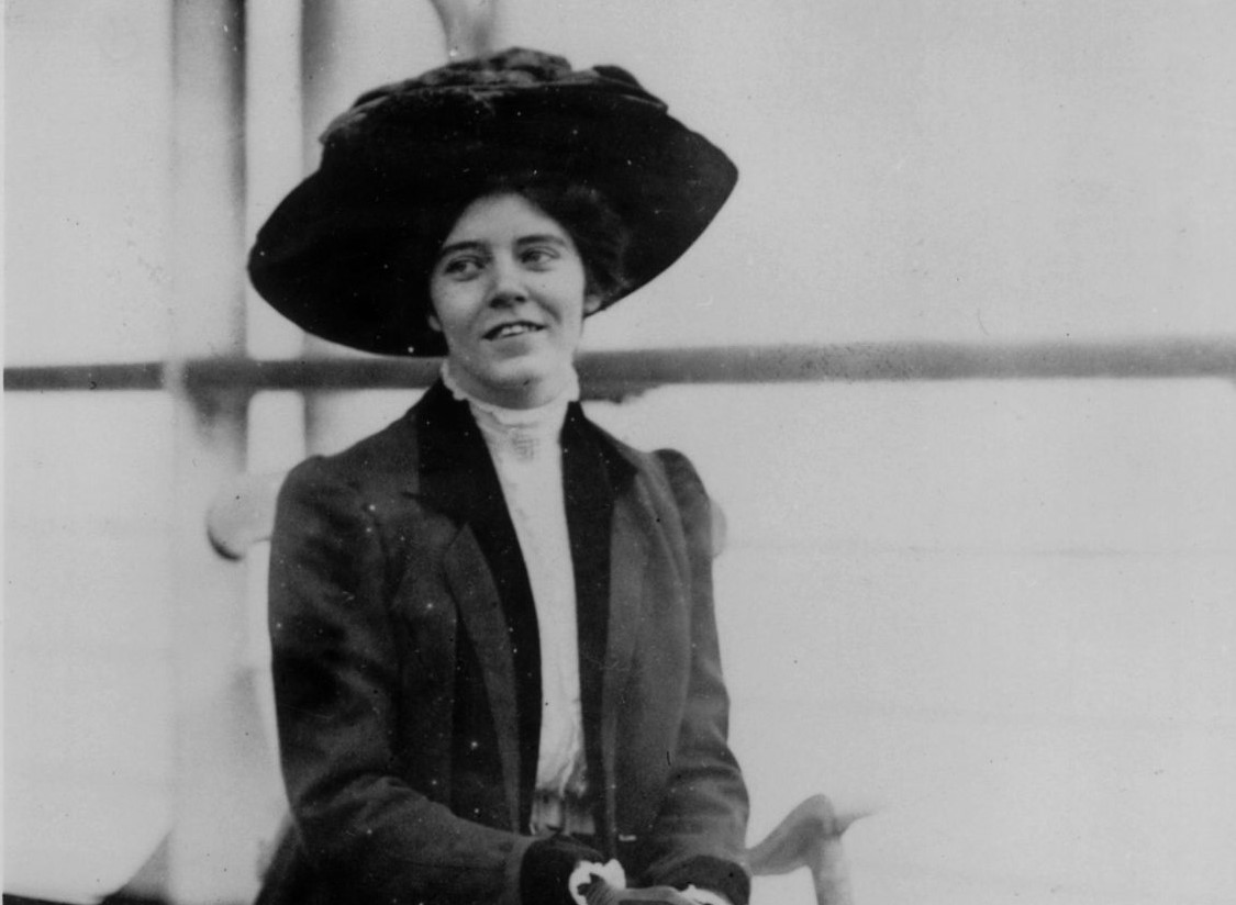 Alice Paul in 1912