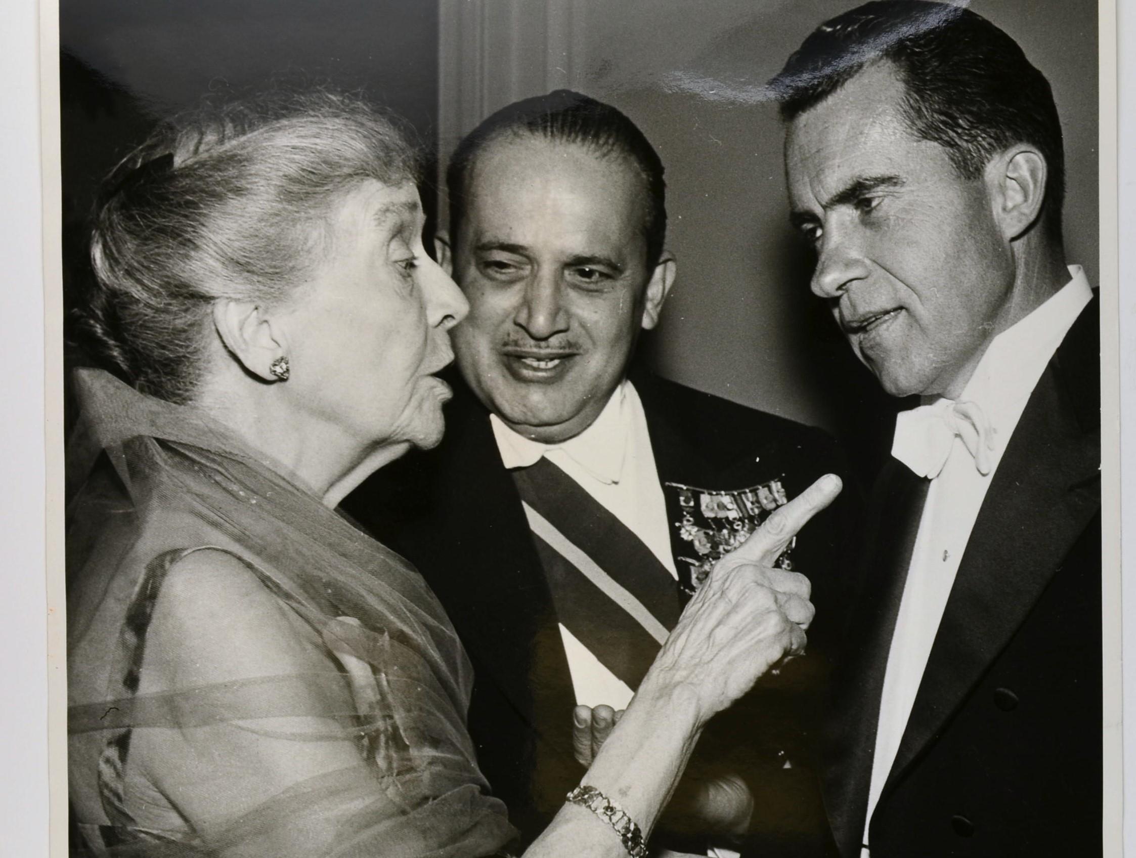 Alice Roosevelt Longworth, Nicaraugan ambassador, Richard Nixon