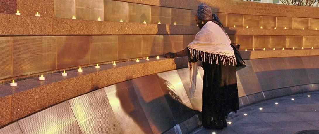 African American Civil War Memorial Washington DC