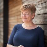 Author portrait: Carolyn Crouch