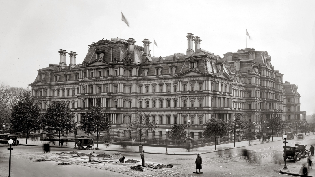 State, War, and Navy Building