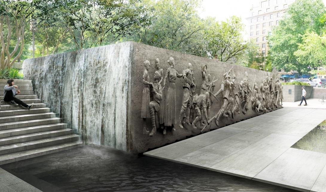 National World War I Memorial Washington D.C.